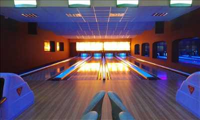Photo bowling n°100 zone Mayenne par CAP FORM BOWLING KARTING