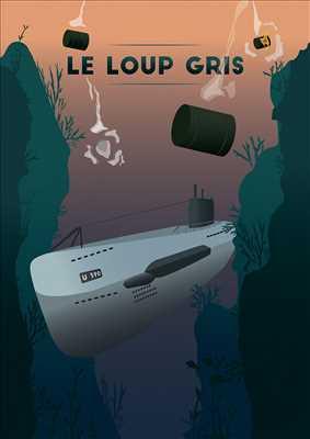 Photo escape game n°106 à Caen par LE BLOCKHAUS Escape Game