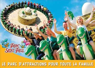Photo parc d'attraction n°110 à Beauvais par virginie