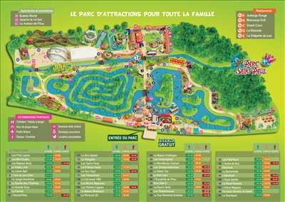 Photo parc d'attraction n°112 zone Oise par virginie