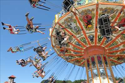 Exemple parc d'attraction n°113 zone Oise par PARC SAINT PAUL
