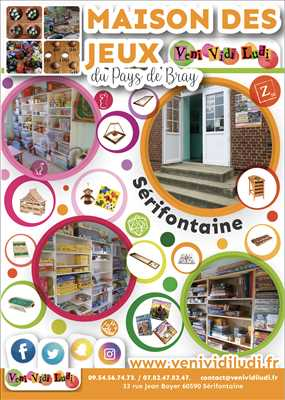 Exemple jeux de société n°121 zone Oise par Association Veni Vidi Ludi