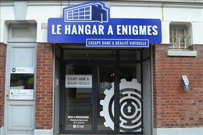 Exemple escape game n°133 zone Calvados par Le Hangar à Enigmes
