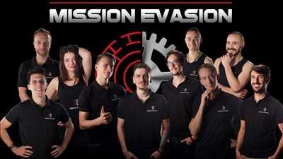Photo parc d'attraction n°166 à Lyon par Mission Evasion