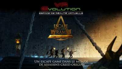 Exemple escape game n°201 zone Sarthe par Matthieu