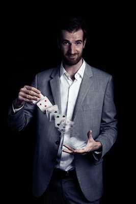 Photo magicien n°280 zone Paris par Hugo