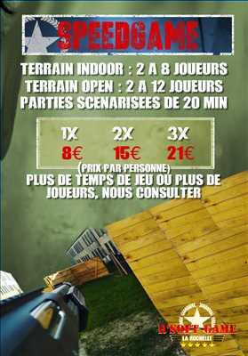 Photo jeux de rôle n°284 zone Charentes-Maritimes par R'soft Game