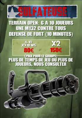Exemple jeux de rôle n°285 zone Charentes-Maritimes par R'soft Game