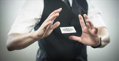 Photo magicien n°350 à Sarcelles par Hiro