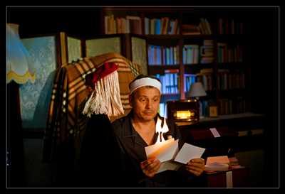 Photo magicien n°354 à Nyons par Stefane