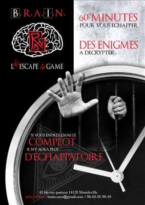 Photo escape game n°67 dans le département 14 par david