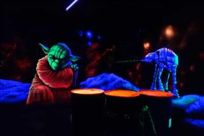 Photo laser game n°74 à Achères par Pascale