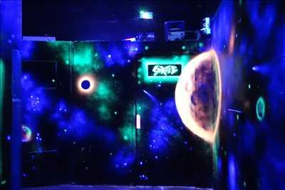 Photo laser game n°80 zone Meurthe-et-Moselle par Pascale