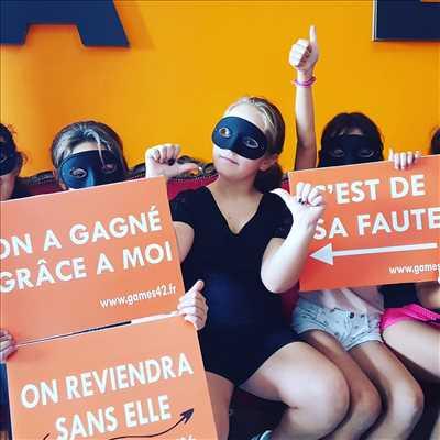 Photo escape game n°82 à Saint-Etienne par Fabrice