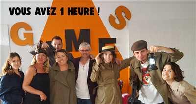 Photo escape game n°86 à Saint-Etienne par Fabrice