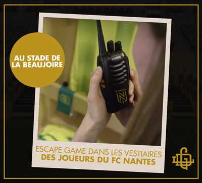 Photo escape game n°87 dans le département 44 par La Ligue des Gentlemen