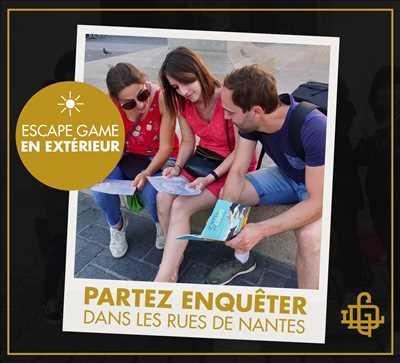 Photo escape game n°88 zone Loire-Atlantique par La Ligue des Gentlemen