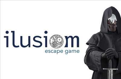 Exemple escape game n°97 zone Pyrénées Atlantiques par ilusiom escape game